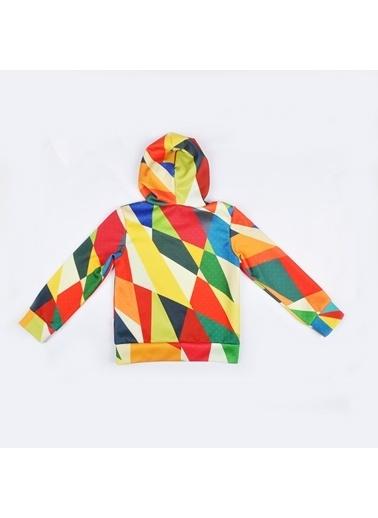 Puledro Sweatshirt Renkli